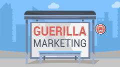 Gerilla Pazarlama (Guerilla Marketing) Nedir?