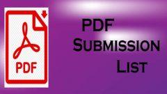 PDF Gönderme Siteleri Listesi